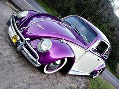 Kever Audi, Dream Cars, Jeep, Vw Bugs, Beetle Bug, Vw Beetles, Purple Cars, Automobile, Vw Camper