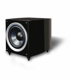 Pure Acoustics Noble Series 10-Inch Active Subwoofer (High-Gloss Black) by Pure Acoustics. $560.00. Amazon.com                In addition to bottom bass reflex, the Pure Acoustics Noble 10-inch subwoofer sports the same EP-CONE technology as the front speakers, giving it greater flexibility and low distortion.  With its delicately curved sides and slanted top, the visual beauty of the Noble subwoofer is in perfect synchronization with its audio excellence.        ...