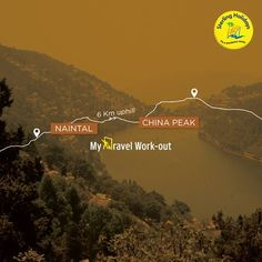 Be prepared to mesmerize yourself when you tread to China Peak, at around 6 km uphill from #Nainital. At an altitude of 2611 metres, a trek to this place will reward you with stupendous views of Nari Peak in Nepal with the Himalayas in their full-glory.To book a holiday at Nainital - Bhawanipur Greens, go to https://bookings.sterlingholidays.com/ #travel #vacation #trek