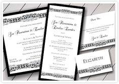 My amazing invitations