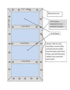 Quirks and Progress: DIY: How to Make Sliding Loft Doors