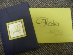 Acrosthec - awesome tutorial for pocketfolds and downloadable templates (rehearsal dinner too!)