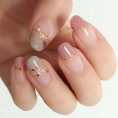 Adorable 40 Amazing Spring Nail Art Designs Ideas To Try In 2019 March 08 2020 at nails Cute Pink Nails, Pink Nail Art, Pretty Nail Art, Beautiful Nail Art, Elegant Nail Art, Korean Nail Art, Korean Nails, Korean Art, Asian Nail Art