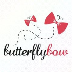 Butterfly Bow logo
