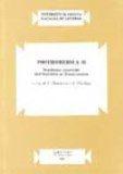 Posthomerica. I, tradizioni omeriche dall'Antichità al Rinascimento / a cura di F. Montanari e S. Pittaluga - Genova : Università di Genova, Facoltà di Lettere, 1997