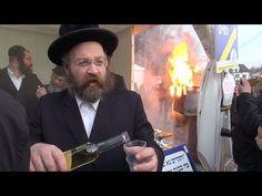 Tysiące chasydów przybywa do Leżajska. Rozbrzmiewa żydowska muzyka, leje się koszerna wódka [WIDEO] -