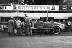 LE MANS 1925 - Rolland Pilain C23 Super Sport  #23 - Jean de Marguenat - Louis Sire