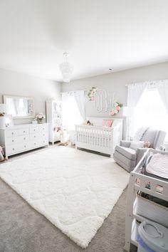 Olivia's Nursery Reveal - Morgan Bullard