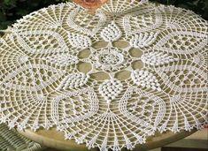 crochet gratuit napperons