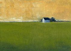 Oil landscape