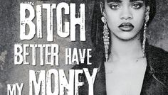 The music video is the opposite of safe for work as the edgy songstress takes explicit to a whole new level. Blog Post --->http://www.thebuzzzstop.com/2015/07/rihannas-bitch-better-have-my-money.html  #Rihanna #BlogPost #BBHMM