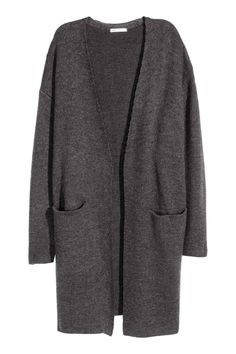 Long cardigan | H&M