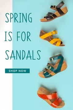 c7bdae2fb5d Sandals your feet will  lt 3 Spring sandals for those who want to be  comfortable