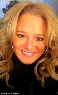 Shot dead: Dana Miller (pictured) was killed last month in a murder-suicide when her 'depressed' husband Jeffrey shot her dead and then turned the gun on himself at their Jackson Township, Pennsylvania home