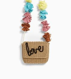 Online Zara, Moda Online, Girl Backpacks, Zara United States, Kids Bags, Wire Art, Girls Accessories, Lana, Ideas