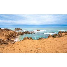 The Crags Port Fairy  #portfairy #victoria #australia #portfairypics #seeaustralia #ocean #beach #waves #bestbeach #ausfeels #rainclouds #liveinvictoria #admireaustralia #exploringaustralia #beautifilaustralia #wandervictoria #seeaustralia_victoria #seegor #australiagram #aussiephotos by edgeofaustralia