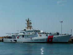 Coast Guard Fast Response Cutter 1103, William Flores - Sun Shades by Pipe Dreams Marine, LLC