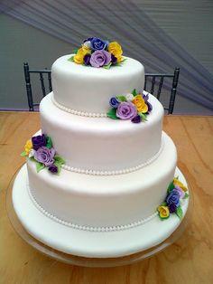 Torta de Matrimonio / Bodas