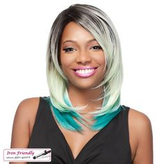It's a Wig Synthetic Lace Front Wig LACE QUEEN JULIETTE