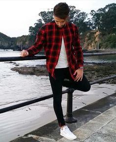 @culumbiche - check out this cool #plaidshirt [ http://ift.tt/1f8LY65 ]