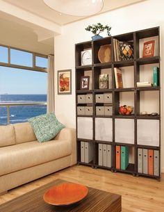 Decorating tips for a micro-apartment