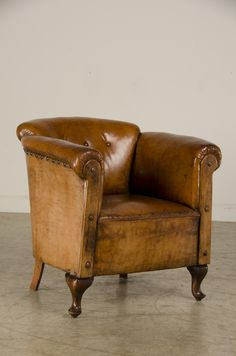 antique honey leather