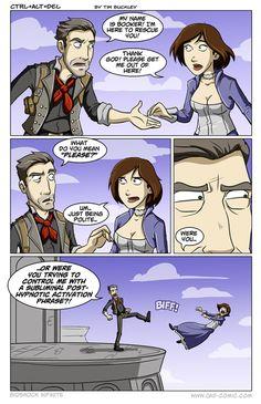 BioShock Infinite is Just Anticipation of a Twist
