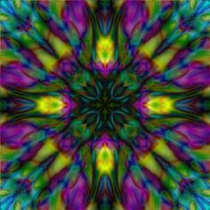 Seamless patterns in glowing tie-dye colors made from radiating kaleidoscopic mandalas How To Tie Dye, How To Dye Fabric, Fabric Art, Fabric Dyeing Techniques, Tie Dye Techniques, Trippy Designs, Hippie Crafts, Tie Dye Crafts, Bleach Art