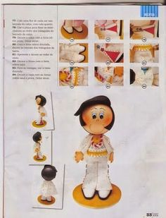 revistas de manualidades gratis Elvis Presley, Biscuit, Tweety, Diy And Crafts, Projects To Try, Teddy Bear, Scrapbook, Toys, Animals