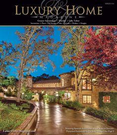 Luxury Home Magazine Sacramento | Lake Tahoe Issue 13.5