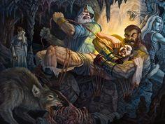 Binding of Loki by samflegal.deviantart.com on @deviantART