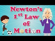 Newton's First Law of Motion - YouTube