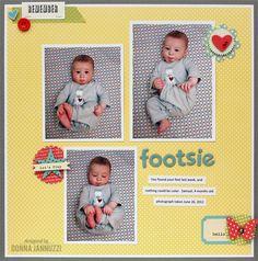 footsie - Scrapjazz.com