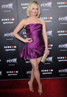 "Marley Shelton in Nikolaki — ""Scream 4″ LA Premiere"