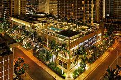 Embassy Suites Waikiki Beach Walk Hotel, Honolulu. Don't Stop Believin!