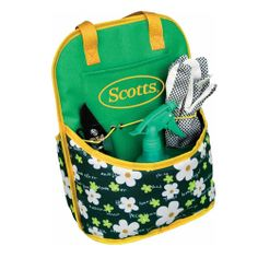 Gardening will surely be a memorable event with this colorful tote.