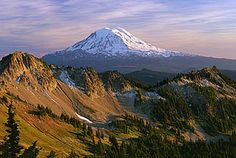 mt adams | Outdoor photography: Mt. Adams, Mt. Hood, Columbia Gorge. Map, prints ...