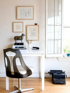 [ Small Home Office Ideas Decorating Design Ideas Interior Hardwood Flooring Ideas Japanese Bedroom Interior Designs Home ] - Best Free Home Design Idea & Inspiration Home Office Design, House Design, Homemade Furniture, Trendy Home Decor, Furniture Placement, Home Office Furniture, Furniture Ideas, Traditional Furniture, Home Goods