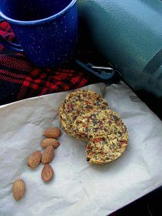 Energy Breakfast Cookies (raw, vegan, gf) // Wholehearted Eats