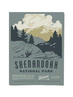 4441dc6bce2 Shenandoah National Park encompasses nearly 200