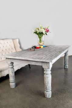 For the Dining room? Already painted the walls dark grey and bought oval shaped fabric grey distressed wood chairs.