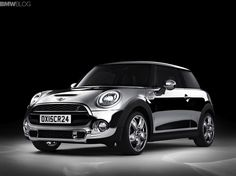 New MINI with Chrome Line Exterior Deluxe - http://www.bmwblog.com/2015/04/01/new-mini-with-chrome-line-exterior-deluxe/