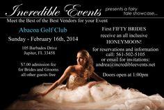 Abacoa Bridal Show -Jupiter Florida
