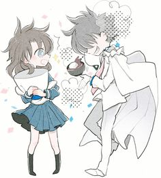 Conan, Dc Couples, Kaito Kuroba, Kaito Kid, Gosho Aoyama, Kudo Shinichi, Magic Kaito, The Magicians, Cute Pictures