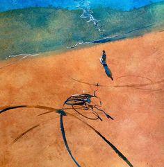 Хорошо!) #goa #woman #india #акварель #watercolor #topcreator #art #artkonovalova #aquarelle #illustration #велосипед #bike #bicycle #see #ocean #relax #travel #watercolorpainting