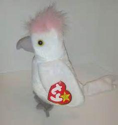 95aadb0f5ba Ty Beanie Baby Birds Kuku Jake Stilts Loosy by WowTreasureChest