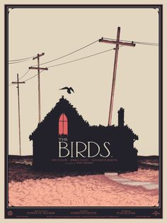 The BIrds by Sam Wolfe Connelly