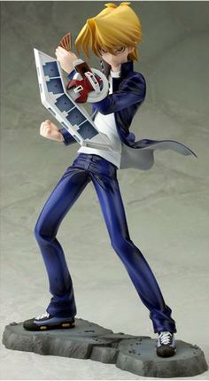 Joey Wheeler Ani-Statue 1:7 Scale Yu-Gi-Oh Kotobukiya