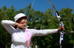 Women's Team Archery   Gold: South Korea  Silver: China  Bronze: Japan