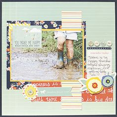 Dear Lizzy Lucky Charm Collection, American Crafts